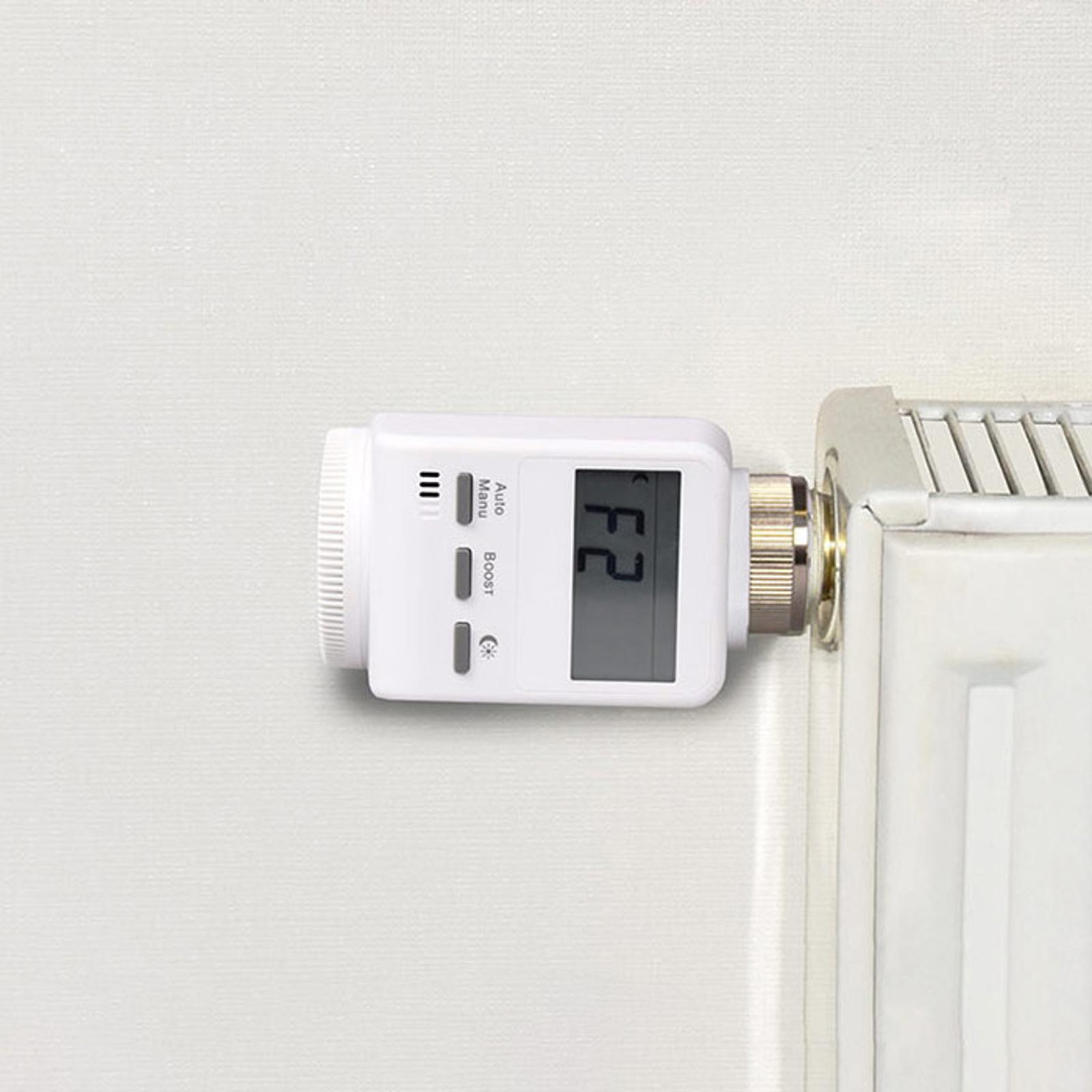 Blaupunkt TRV-S1 Heizkörper-Thermostat Q-Serie