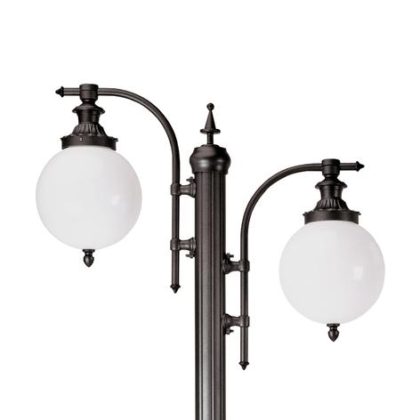 Lampione Madeira 2 luci
