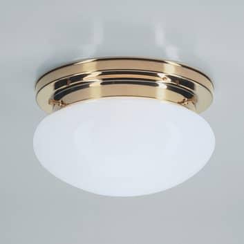 Lampada da soffitto HARRY in ottone lucido