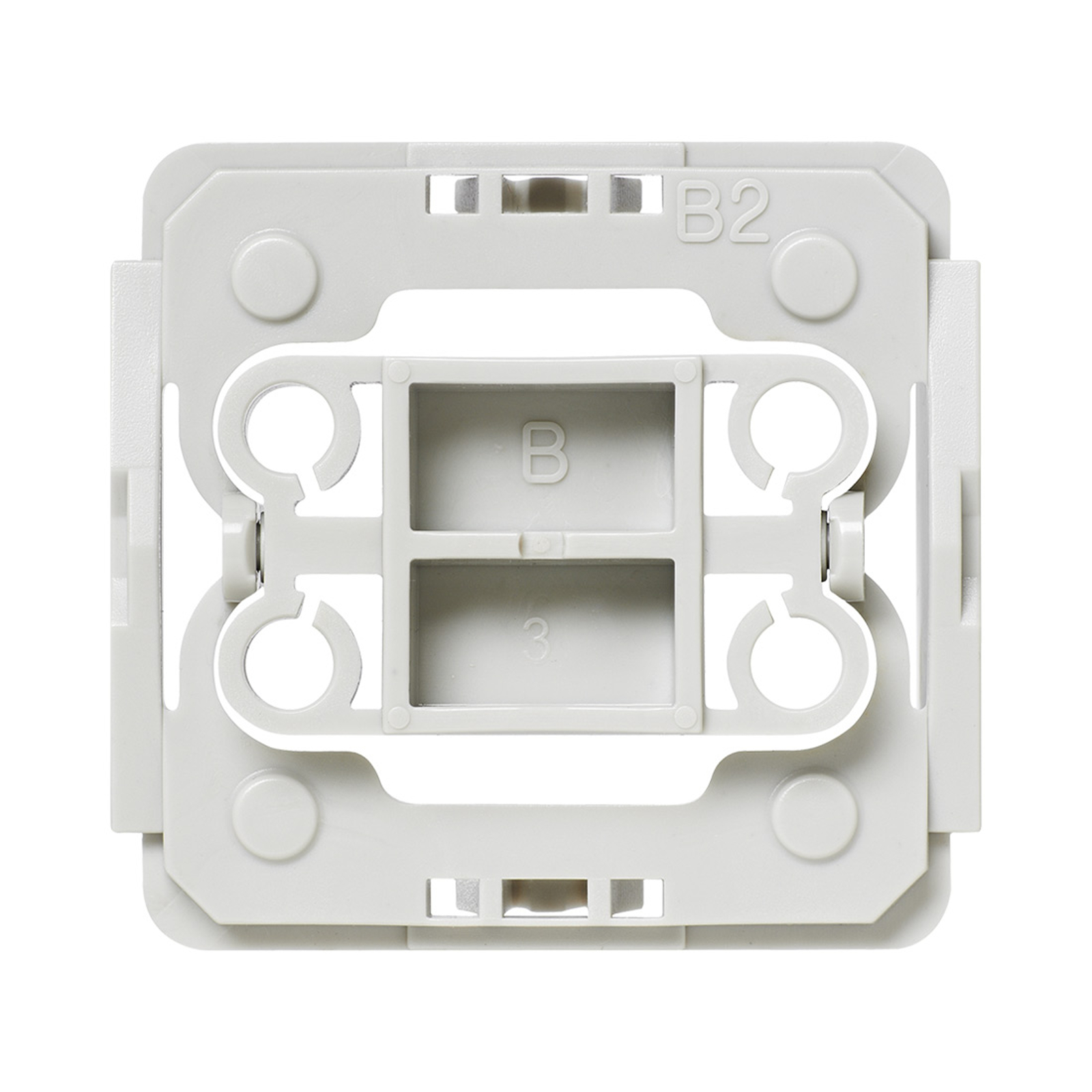 Homematic IP adapter voor Berker schakelaar B2 3x