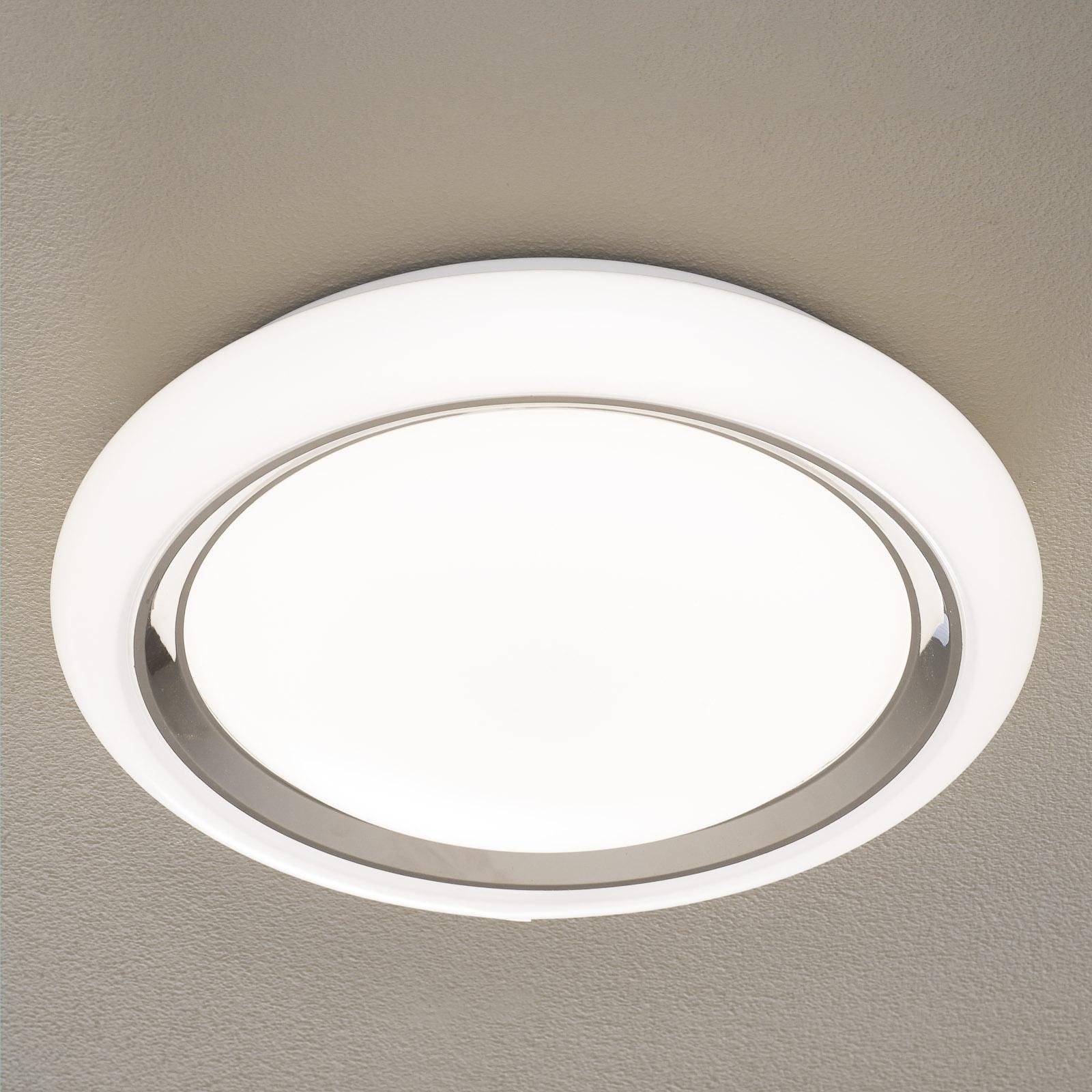EGLO connect Capasso-C lampa sufitowa LED biała