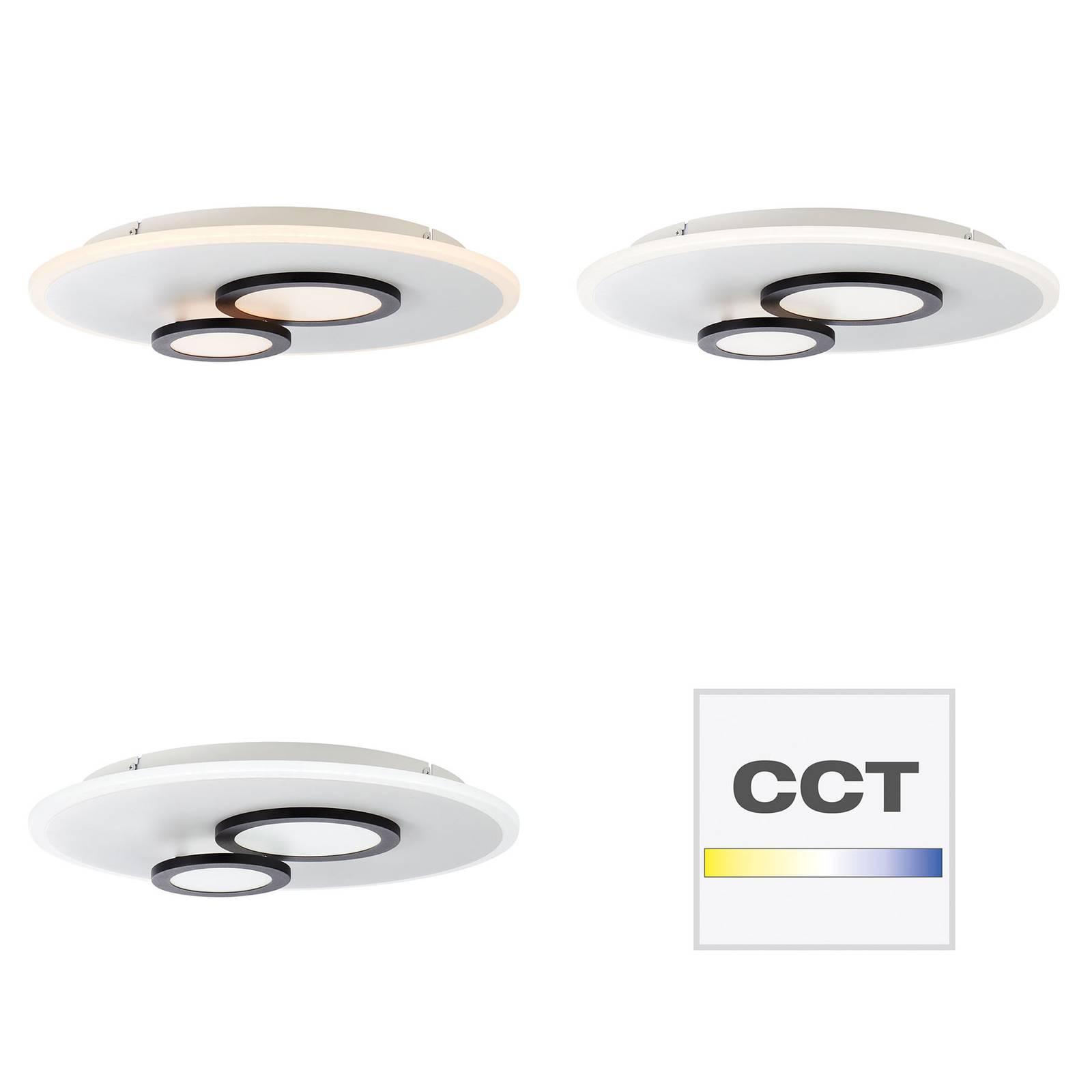 AEG Olia LED-Deckenleuchte, rund, CCT, dimmbar