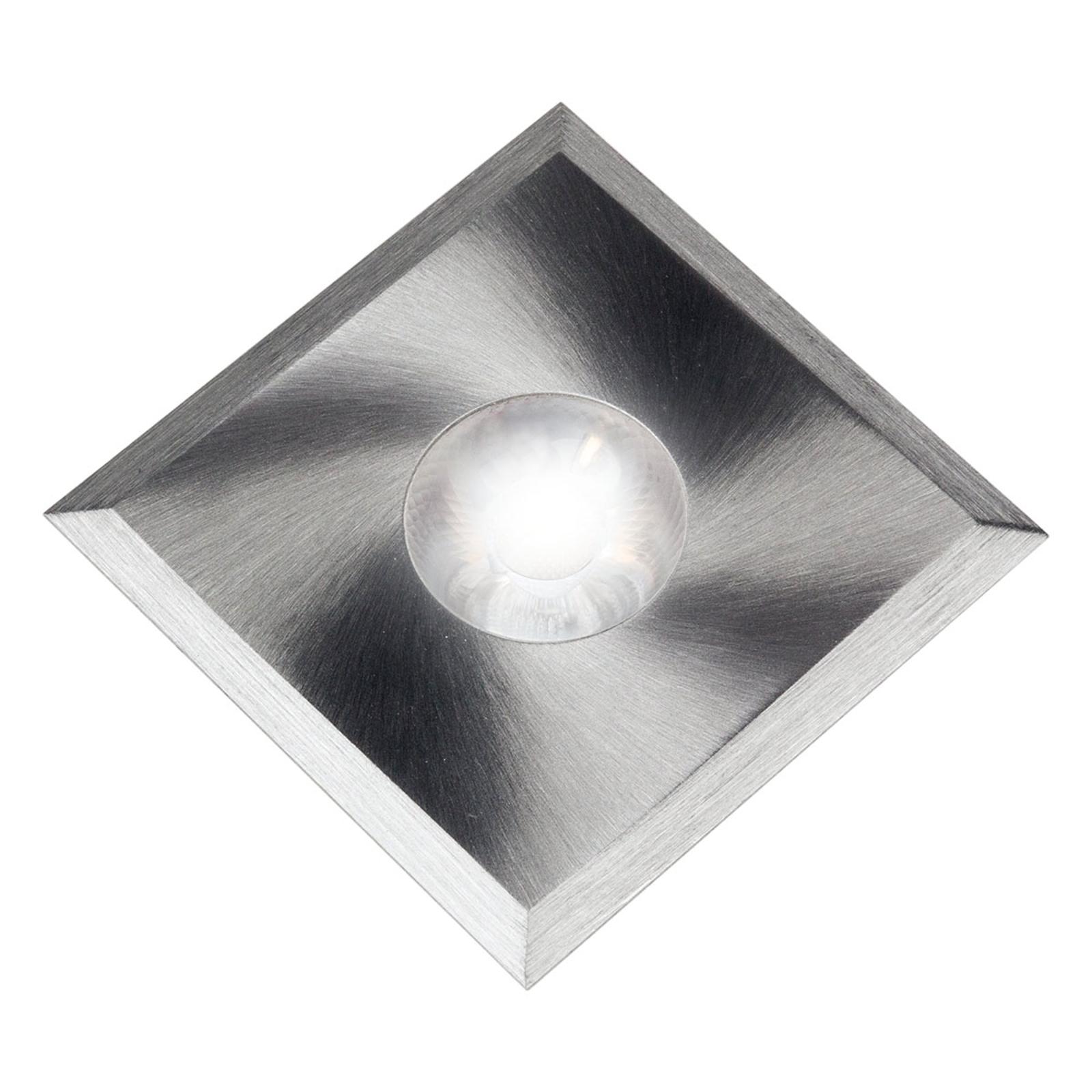 Reflektor wpuszczany LED Austin kwadratowy