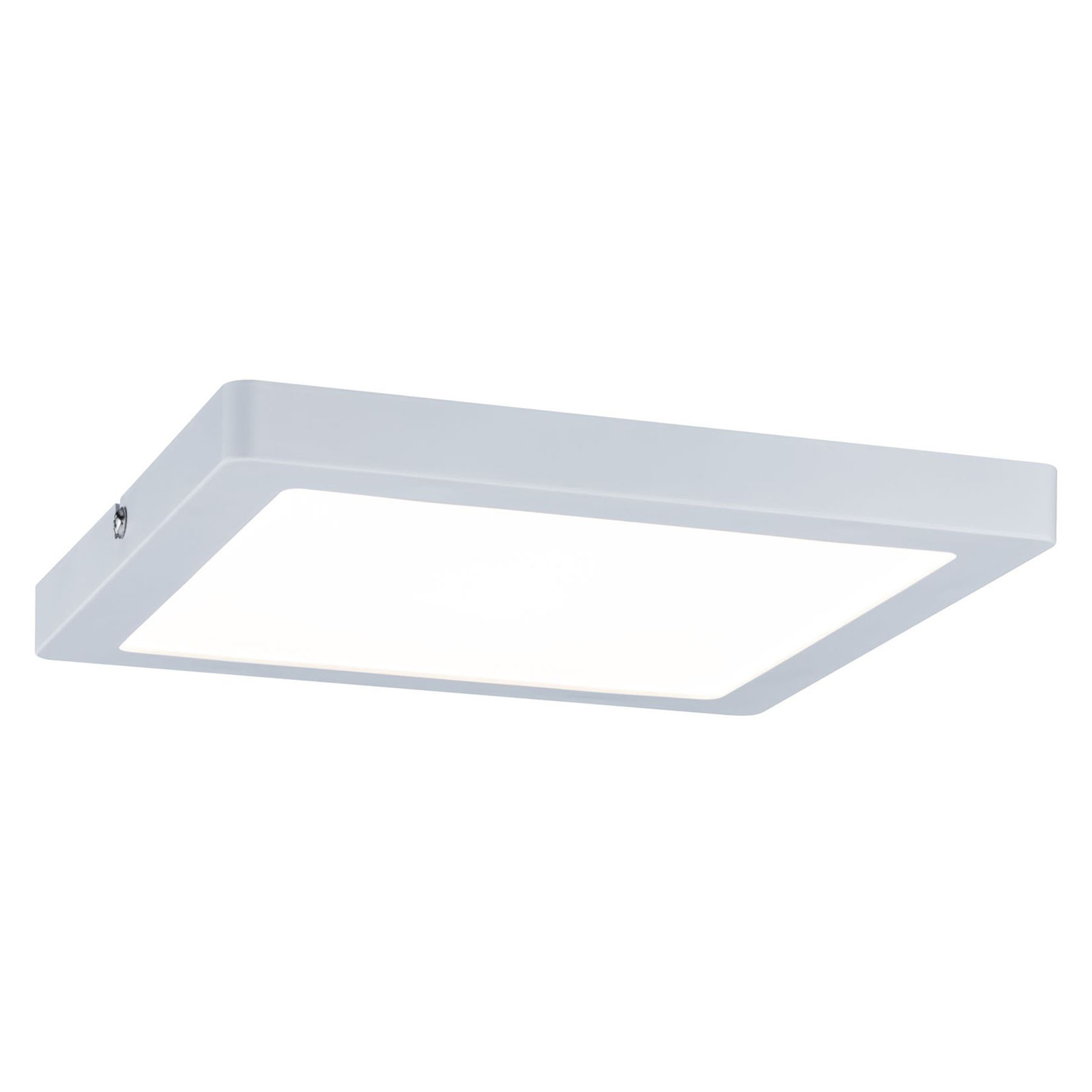 Paulmann Atria plafoniera LED 22x22 cm bianco