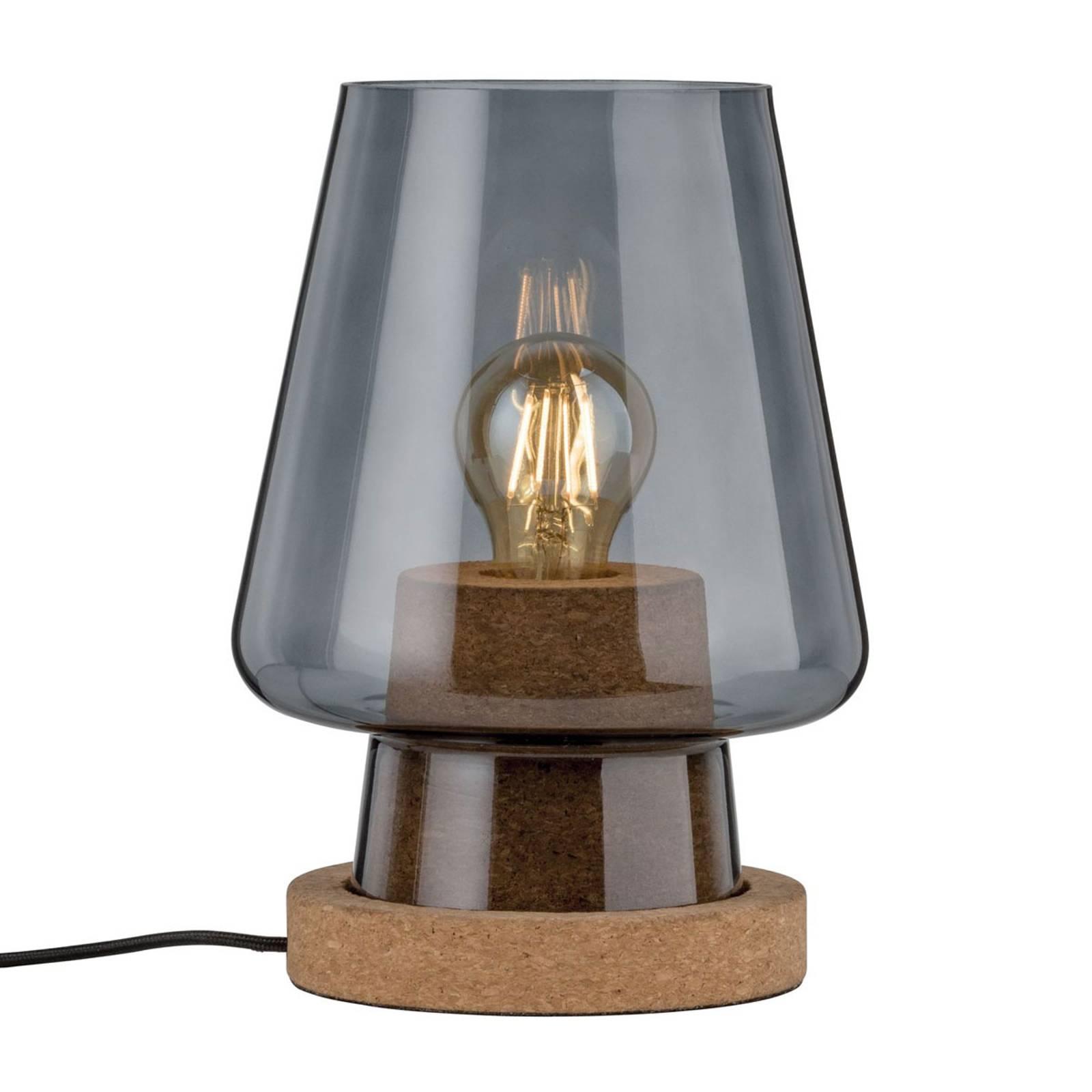 Paulmann Iben lampe à poser en verre