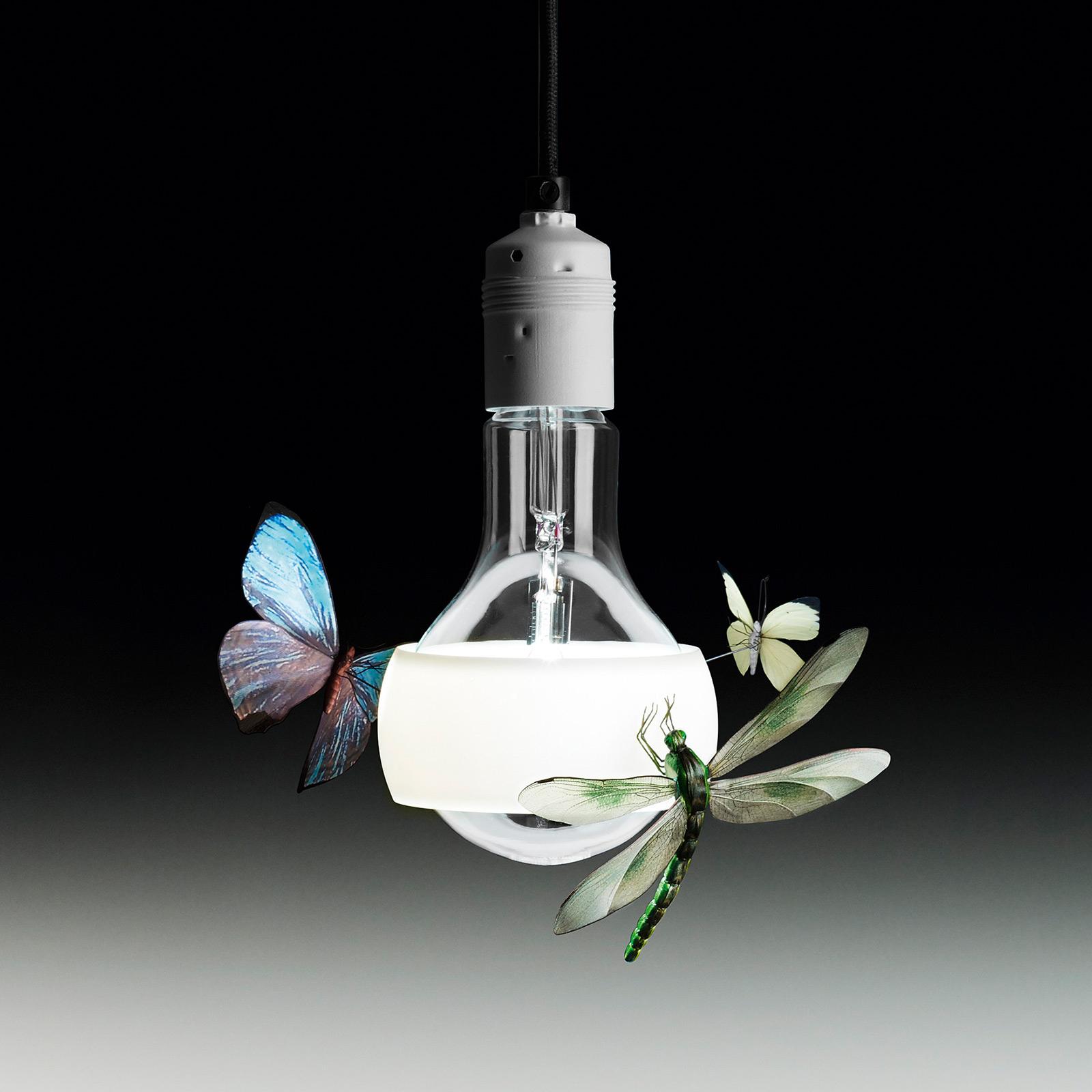 Ingo Maurer Johnny B.Butterfly lampa wisząca 170cm