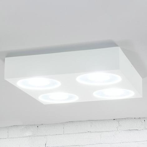 Plafonnier LED Sonja carré Easydim
