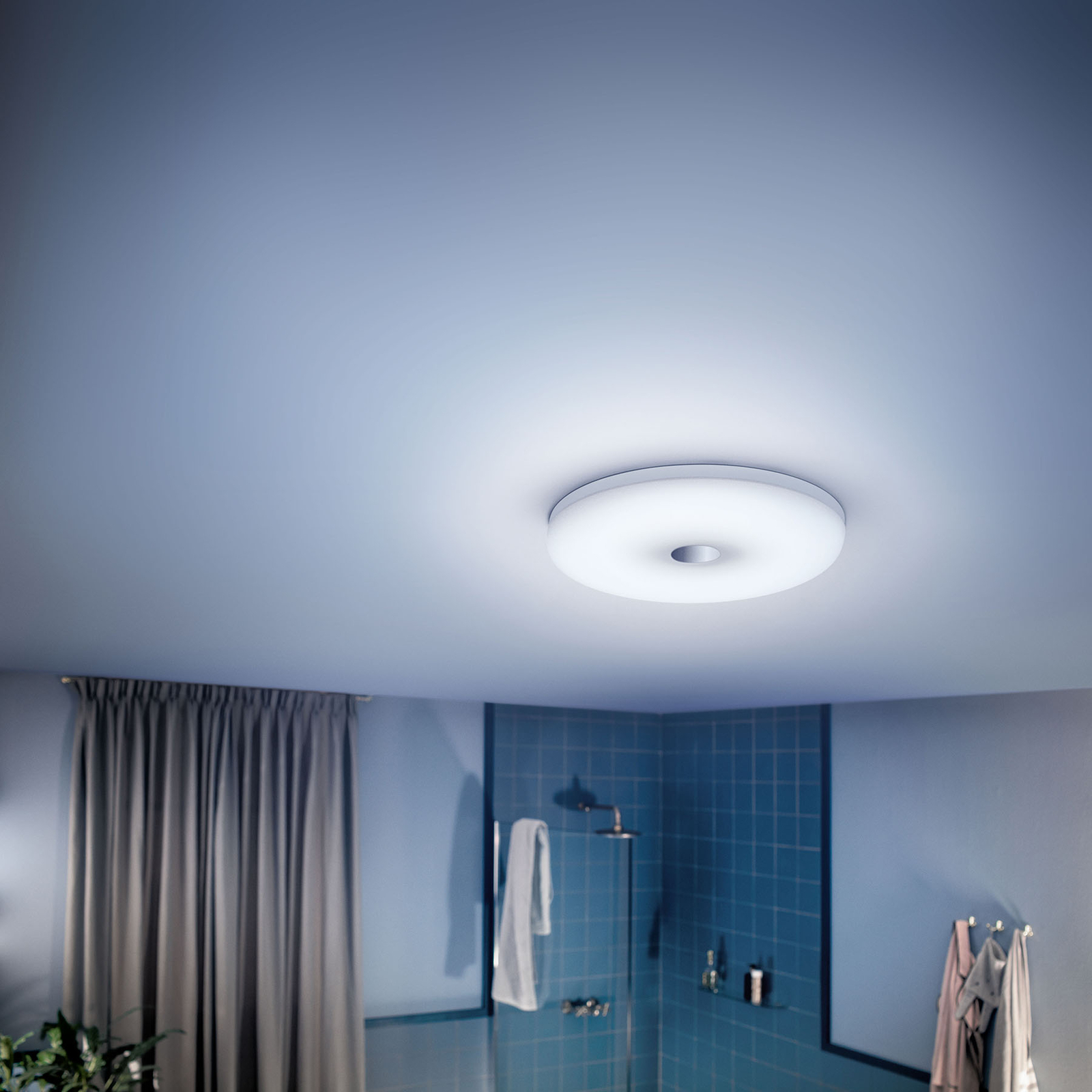 Philips Hue Struana LED plafondlamp wit