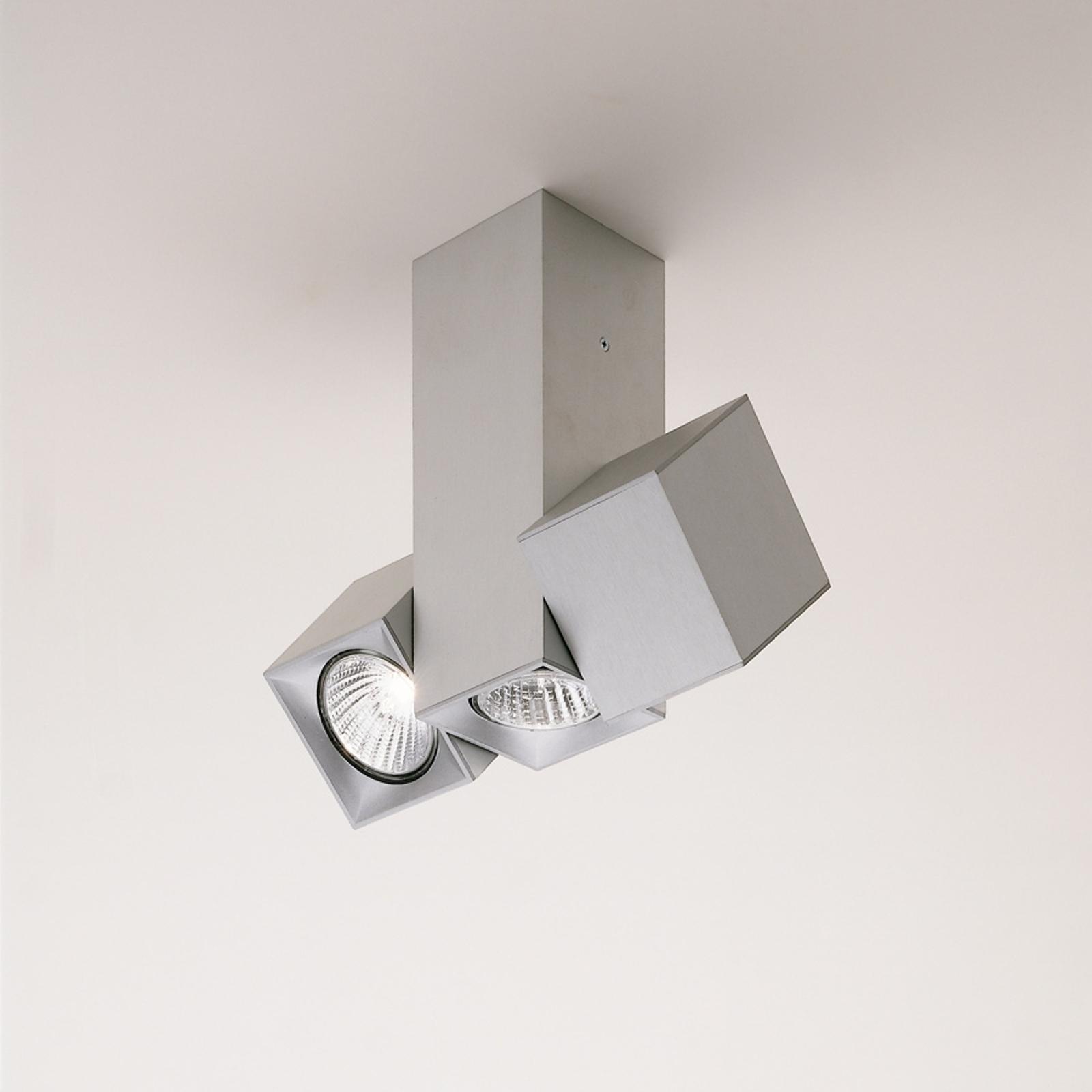 Milan Dau lampa sufitowa obracana, 3-punktowa