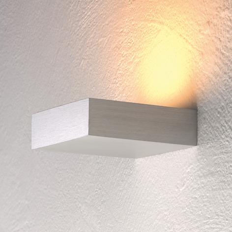 Pelkistetty LED-seinävalonheitin Cubus