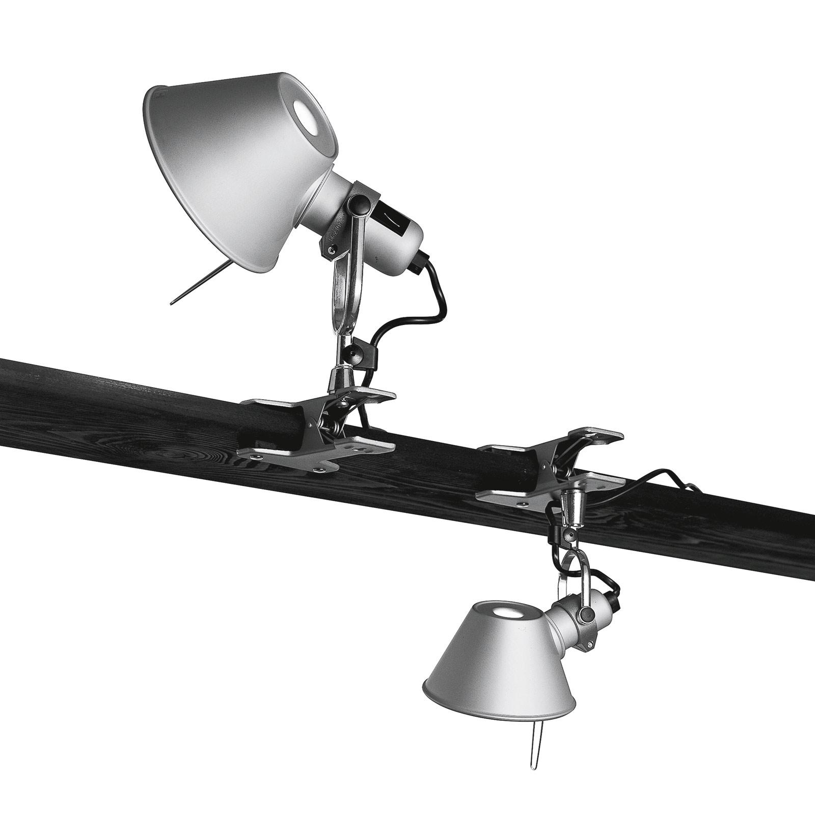 Artemide Tolomeo Pinza lampe à pince LED 2700K