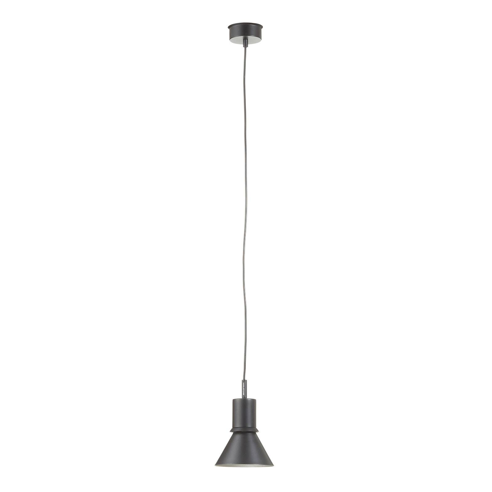 Anglepoise Type 80 suspension, noire mate