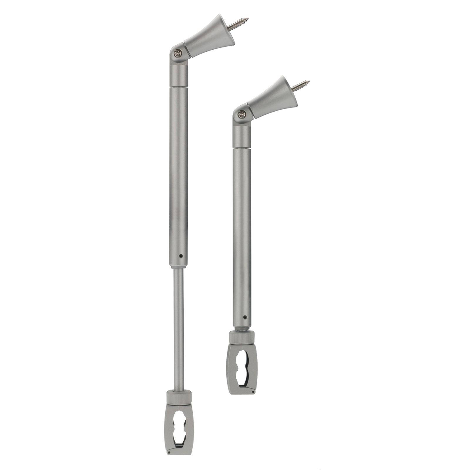 SLV EASYTEC II Deckenhalter HV-Schiene silbergrau