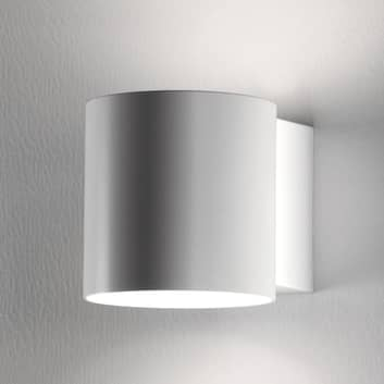 Martinelli Luce Tube Wandlampe, Metallschirm 10 cm