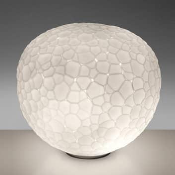 Artemide Meteorite lampa stołowa kształt kuli, E27