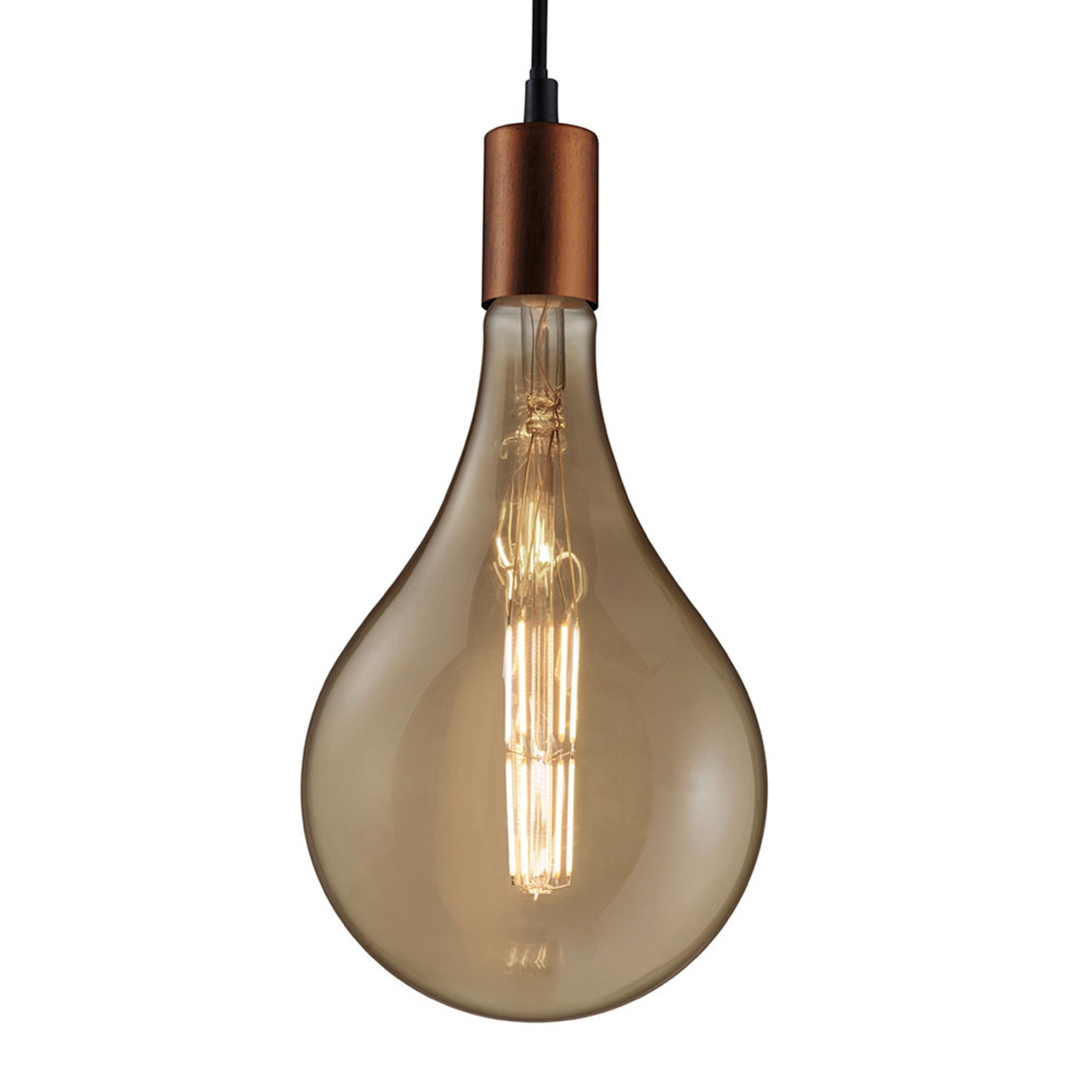 WiZ E27 Giant LED-dråbepære, 7 W, dim CCT filament