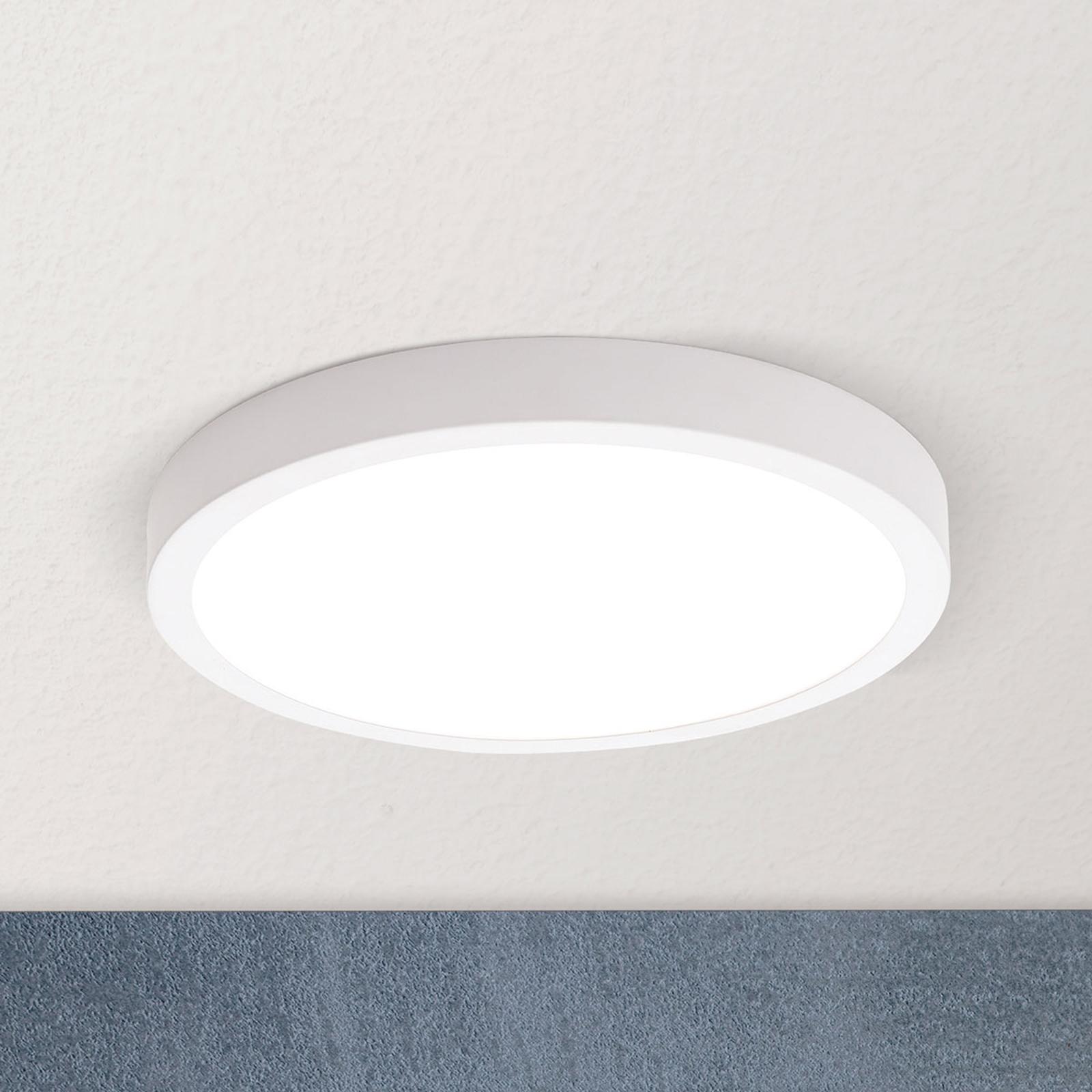 Vika - eenvoudige LED plafondlamp, 23 cm