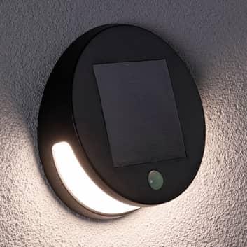 Paulmann LED-solcellevæglampe Helena med sensor