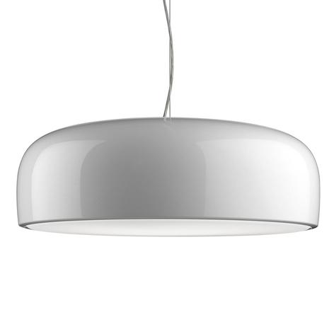 FLOS Smithfield LED závěsné světlo, bílé