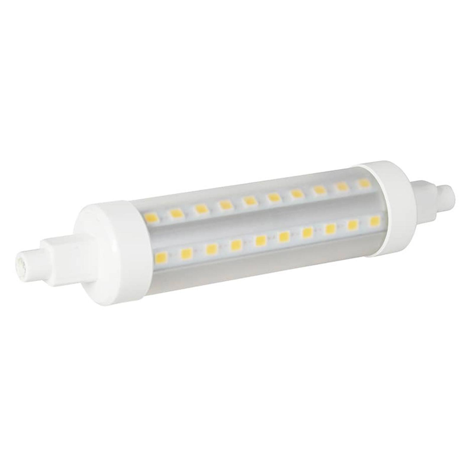 LED-pære VEO R7S 118 mm 14 W varmhvit 2700 K