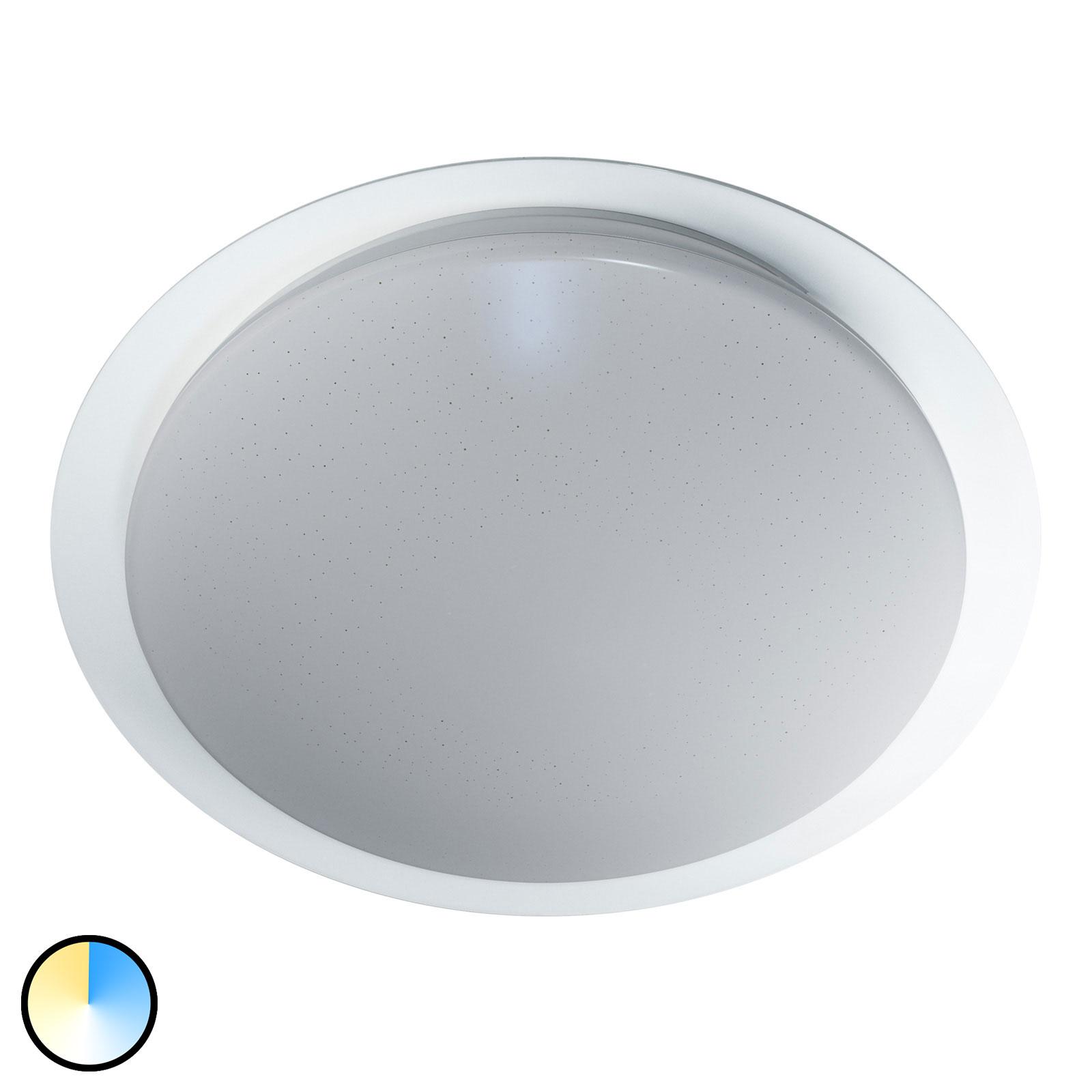 LEDVANCE Orbis Sparkle LED plafondlamp Remote 60