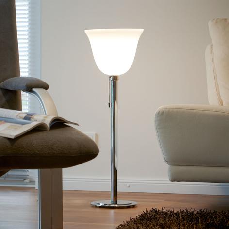 TECNOLUMEN - francouzská stojatá lampa Art-Deco