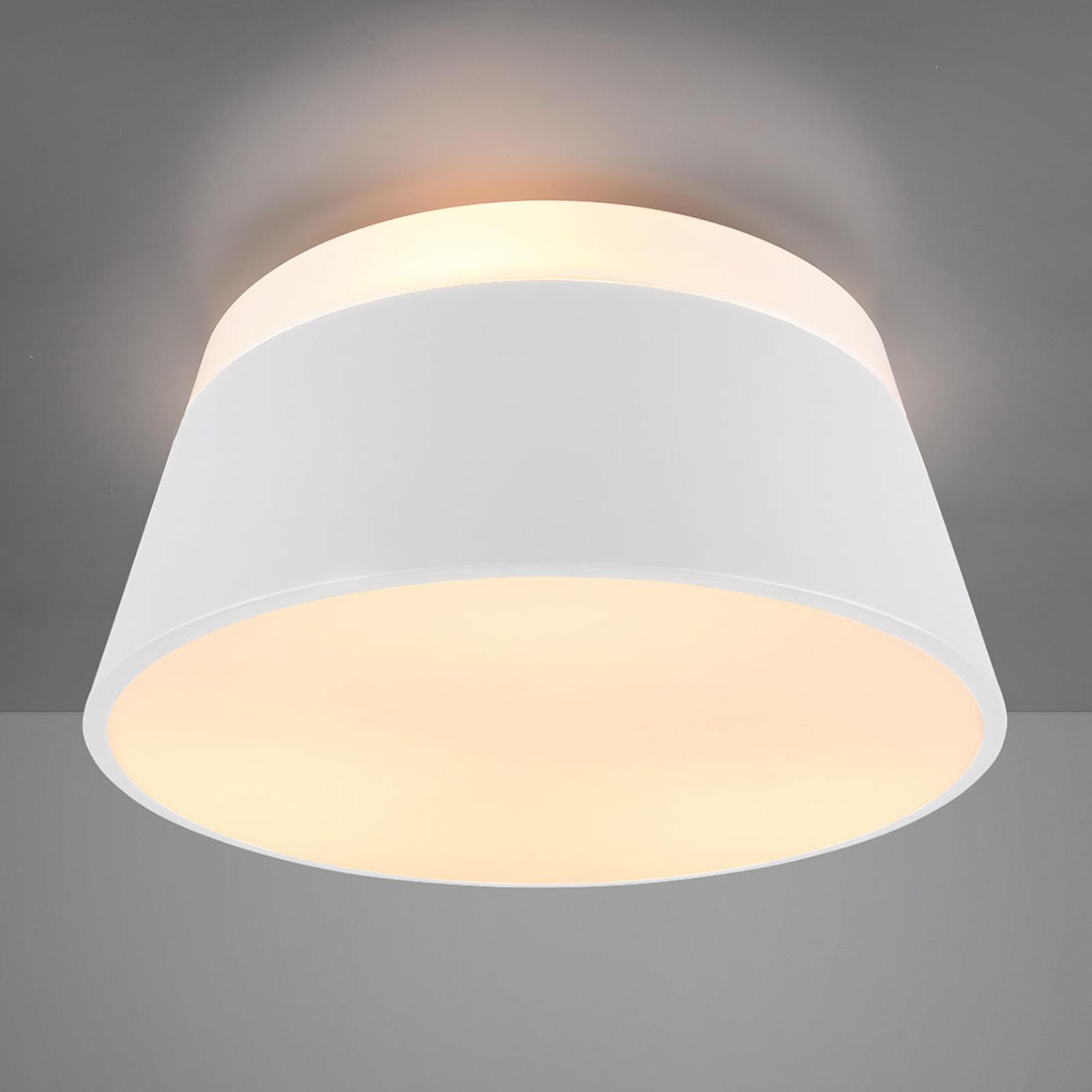 Lampa sufitowa Baroness biała