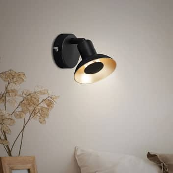 LED-Wandleuchte Kukui, einflammig