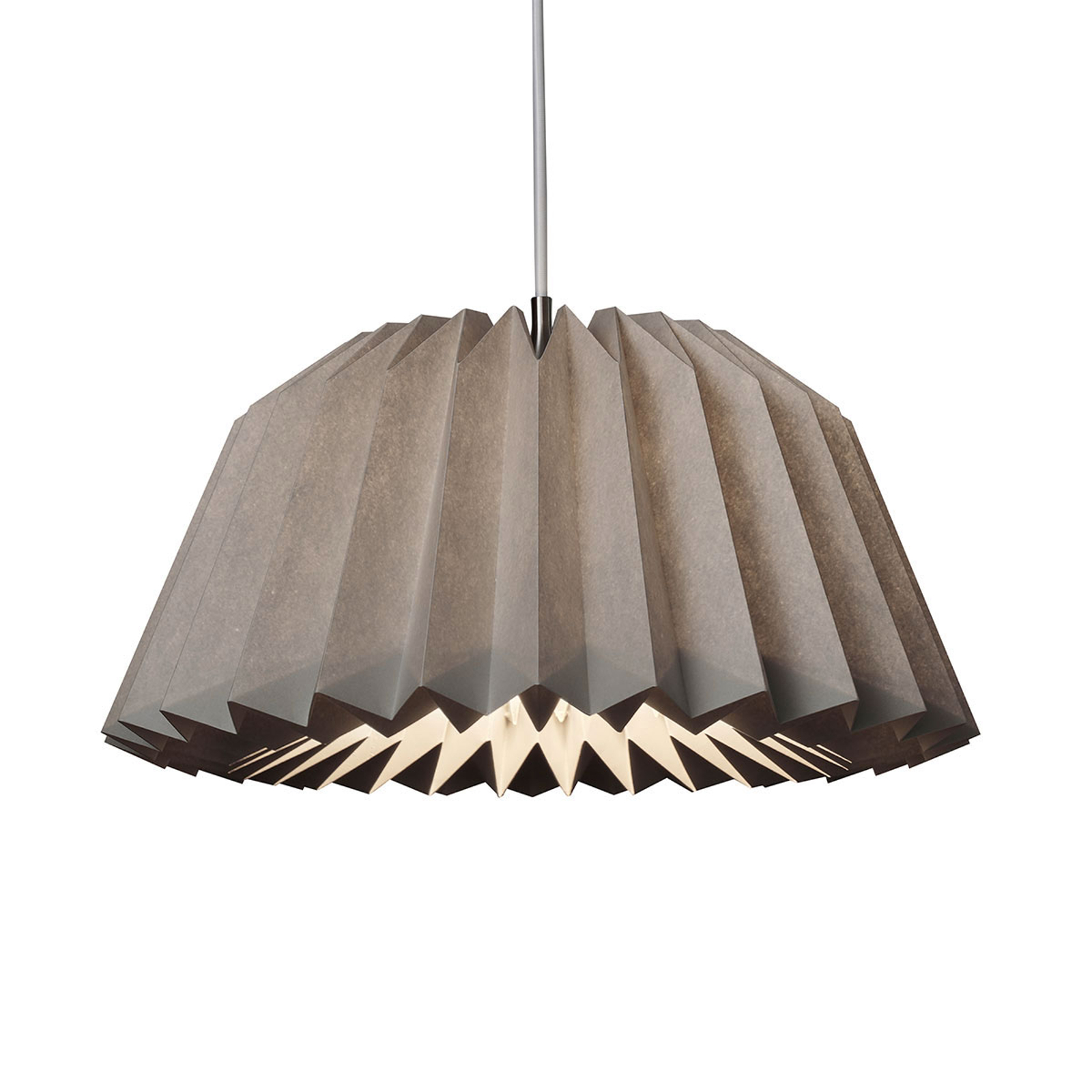 LE KLINT Megatwo hanglamp in zand, medium