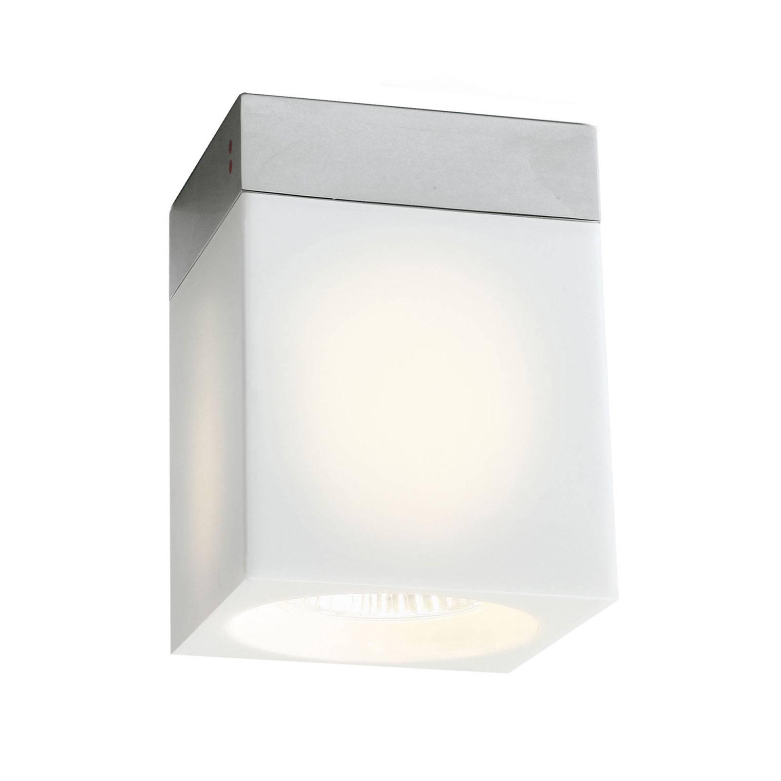 Cubetto Deckenleuchte 1-flammig, weiß