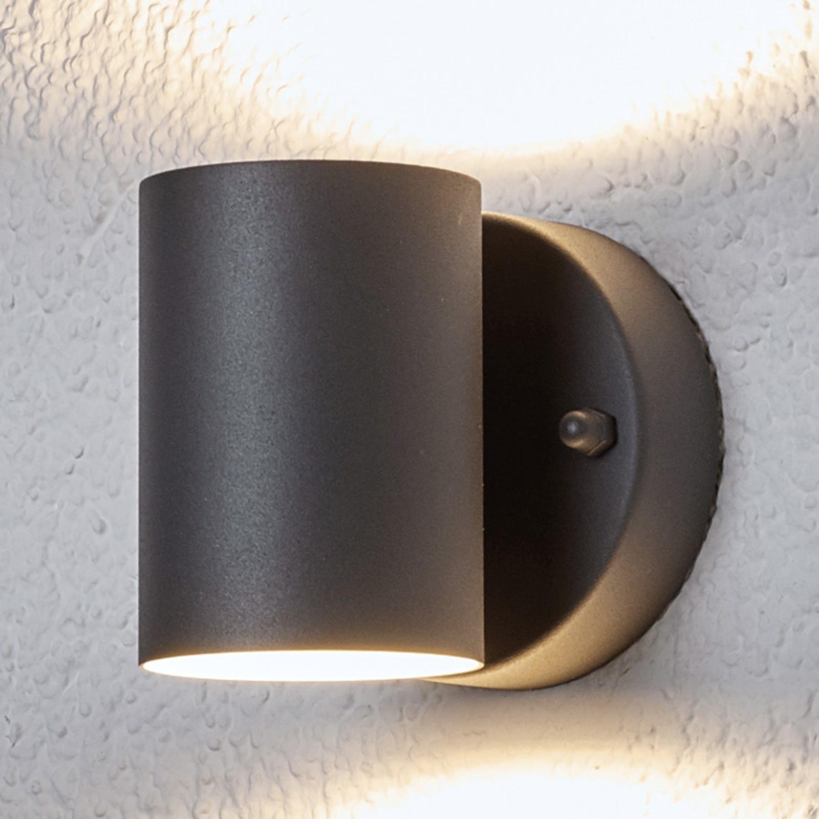 Lexi - LED-utomhusvägglampa, 2 ljuskällor