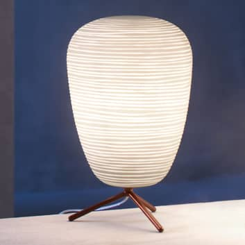 Foscarini Rituals lampe à poser verre dimmable