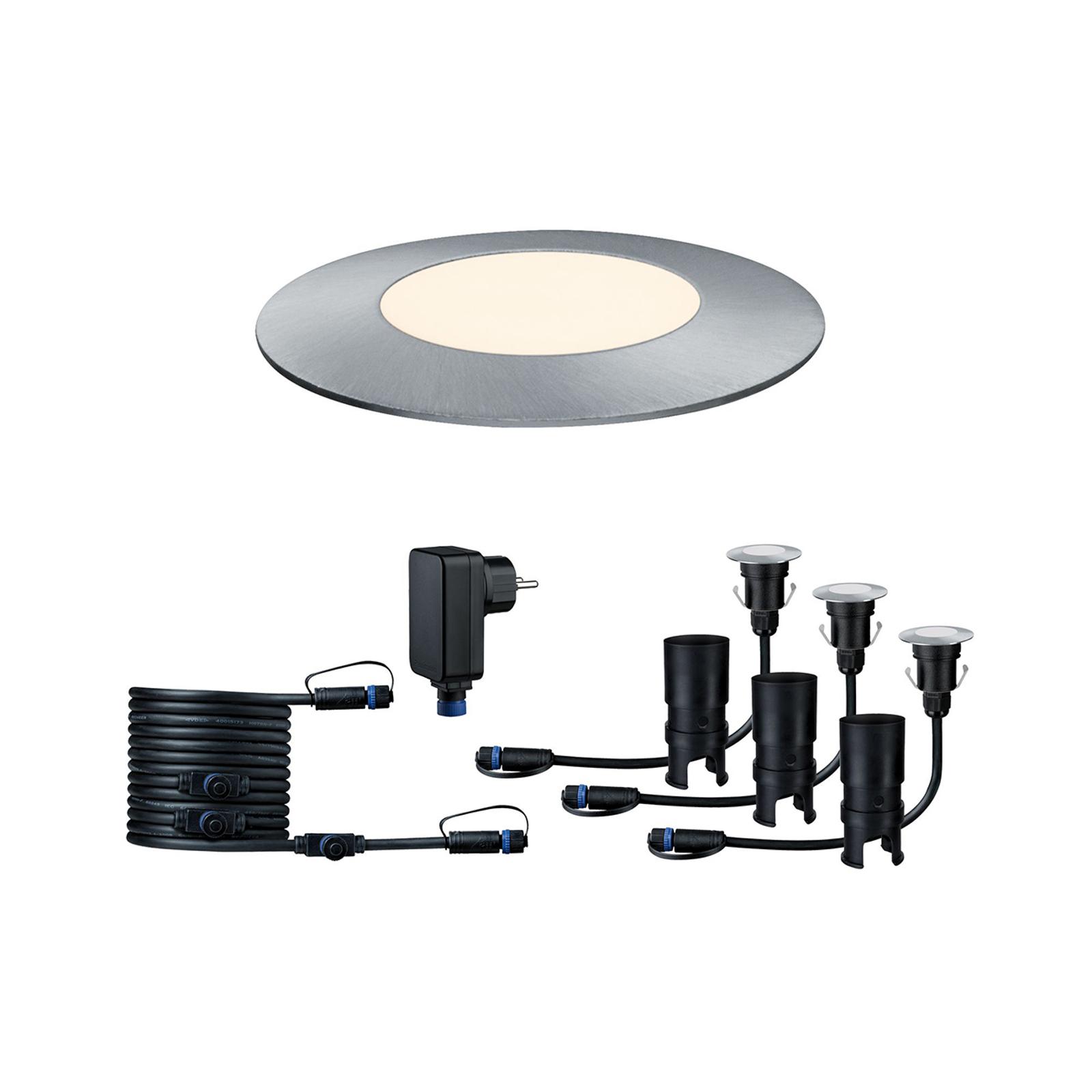 Paulmann Plug & Shine Mini 3-pack grundpaket