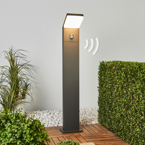 Bewegingss. tuinpadverlichting Yolena LED 100cm