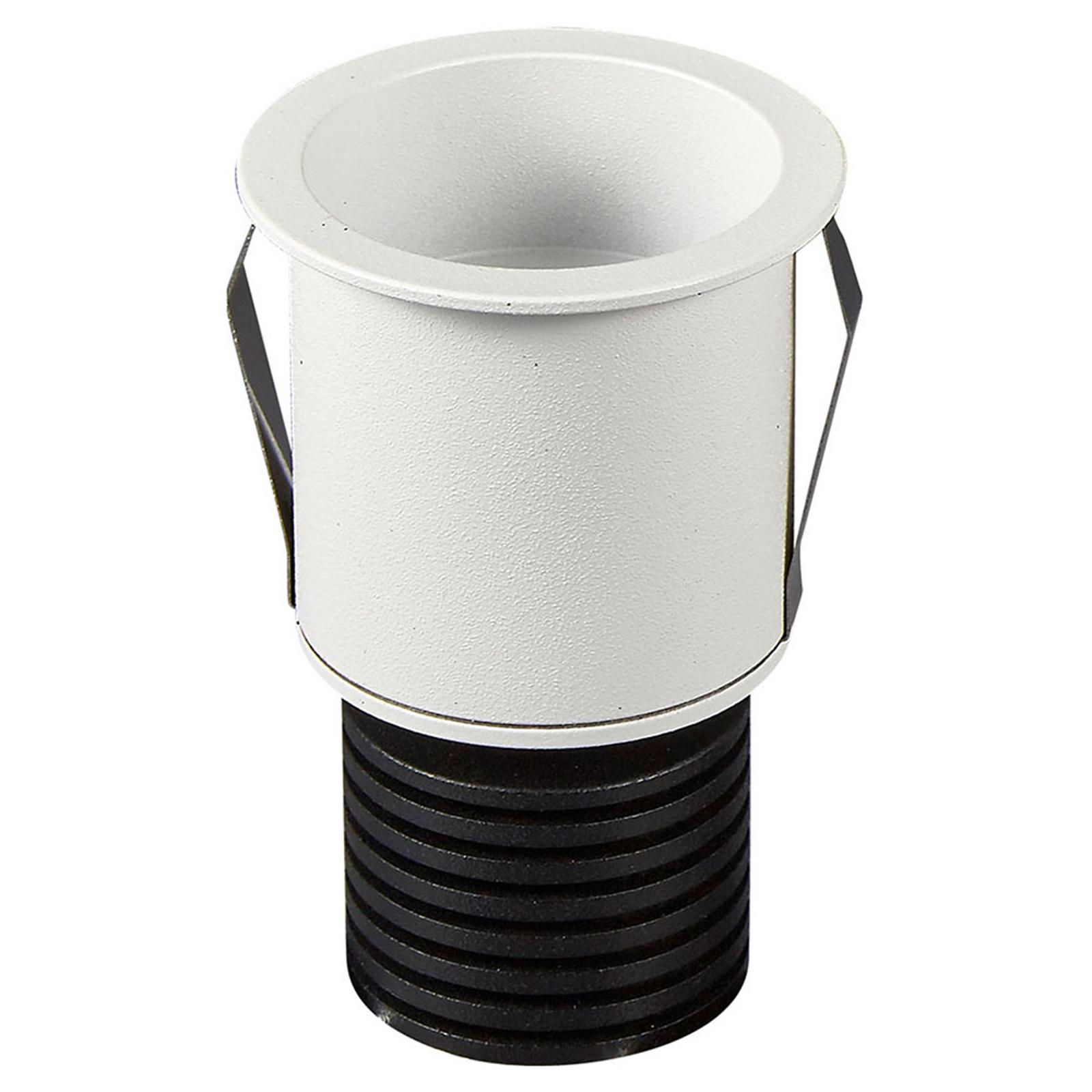 LED-Deckeneinbauleuchte Guincho weiß 12°