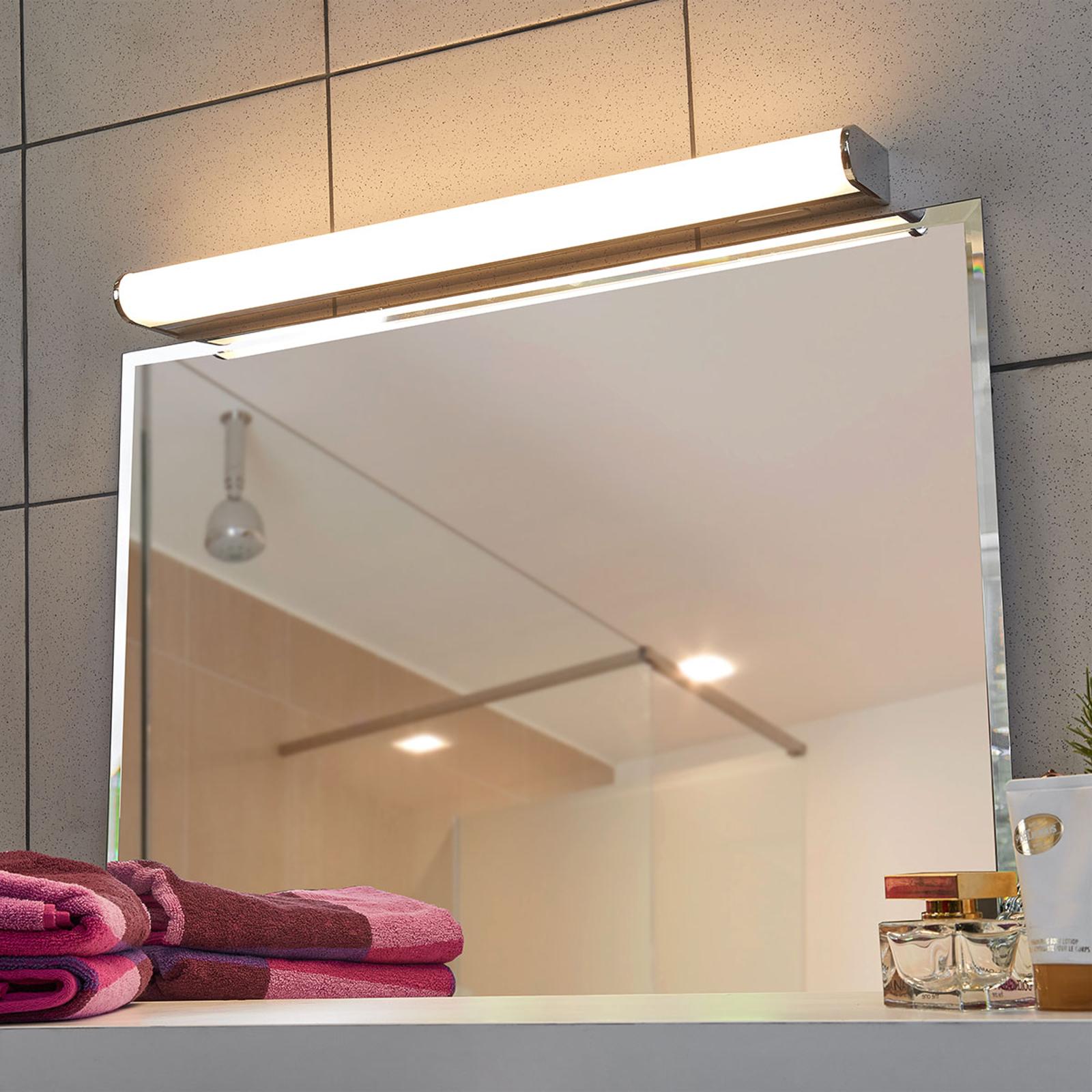 LED-vägglampa Jesko bad 3000-6500K, 59 cm