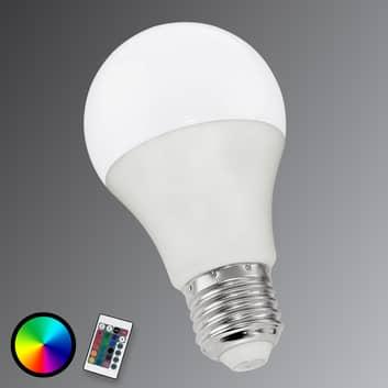 E27 6W 830 LED-lamppu RGB matta