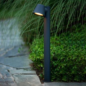Dingo LED-gadelampe, GU10, antracit