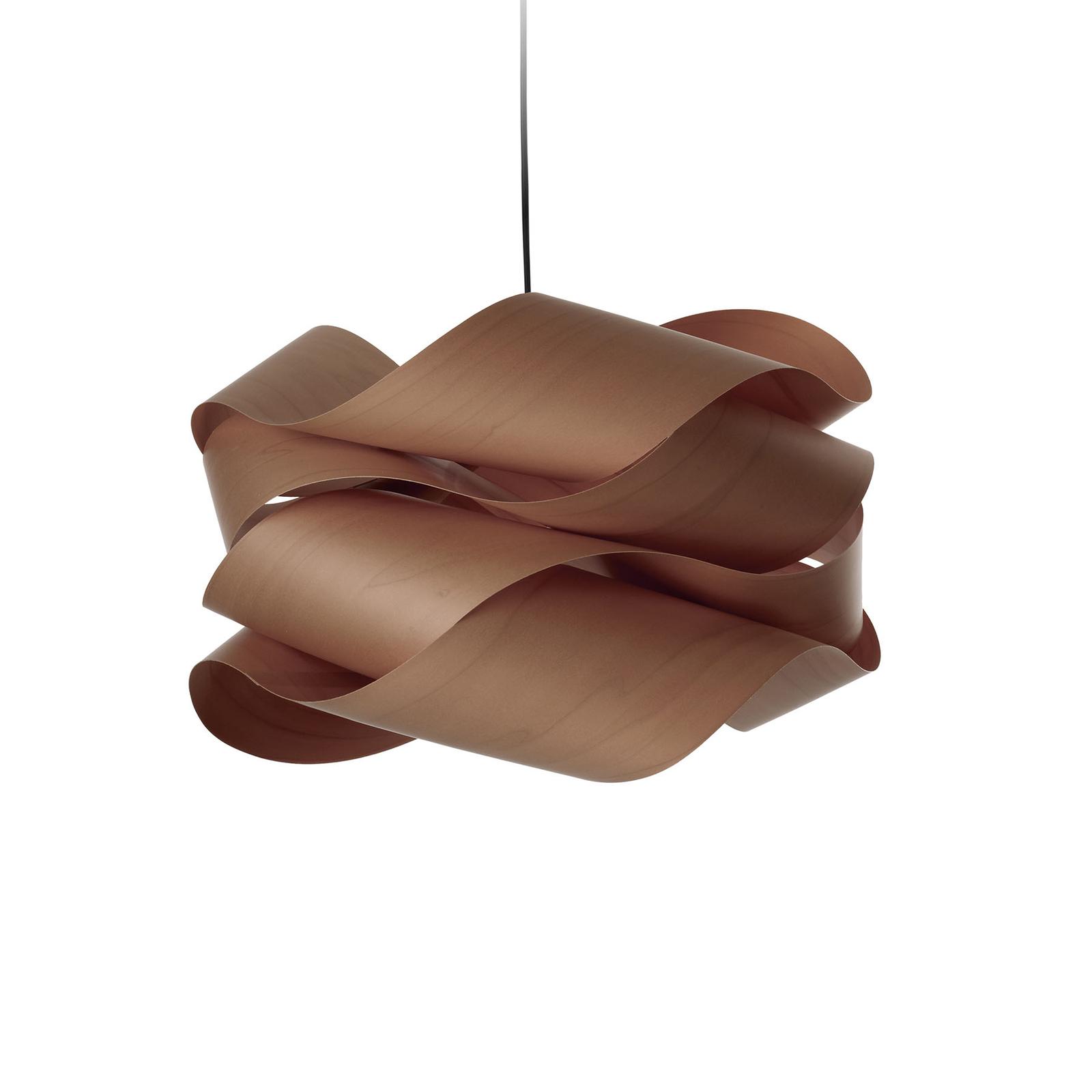 LZF Link hengelampe Ø 46 cm, sjokolade