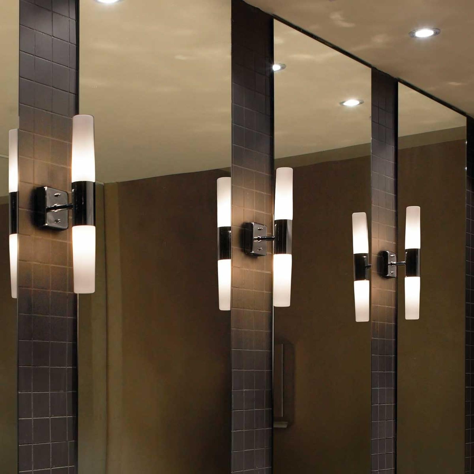 Applique pour salles de bains Lorient à 2 lampes
