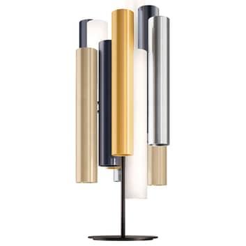 Kundalini Toot - flerfarvet LED-bordlampe