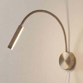 Applique a LED Raik con spina, dimming continuo