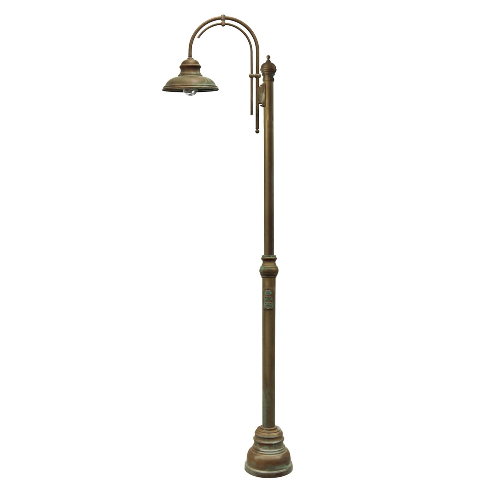 Lampadaire romantique LUCA à 1 lampe