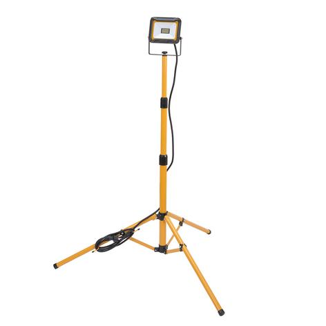 LED-Strahler Jaro Dreibeinfuß IP65 1fl 20W