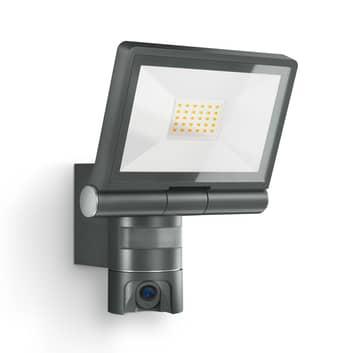 STEINEL XLED Cam 1 Kamerastrahler Freisprechanlage