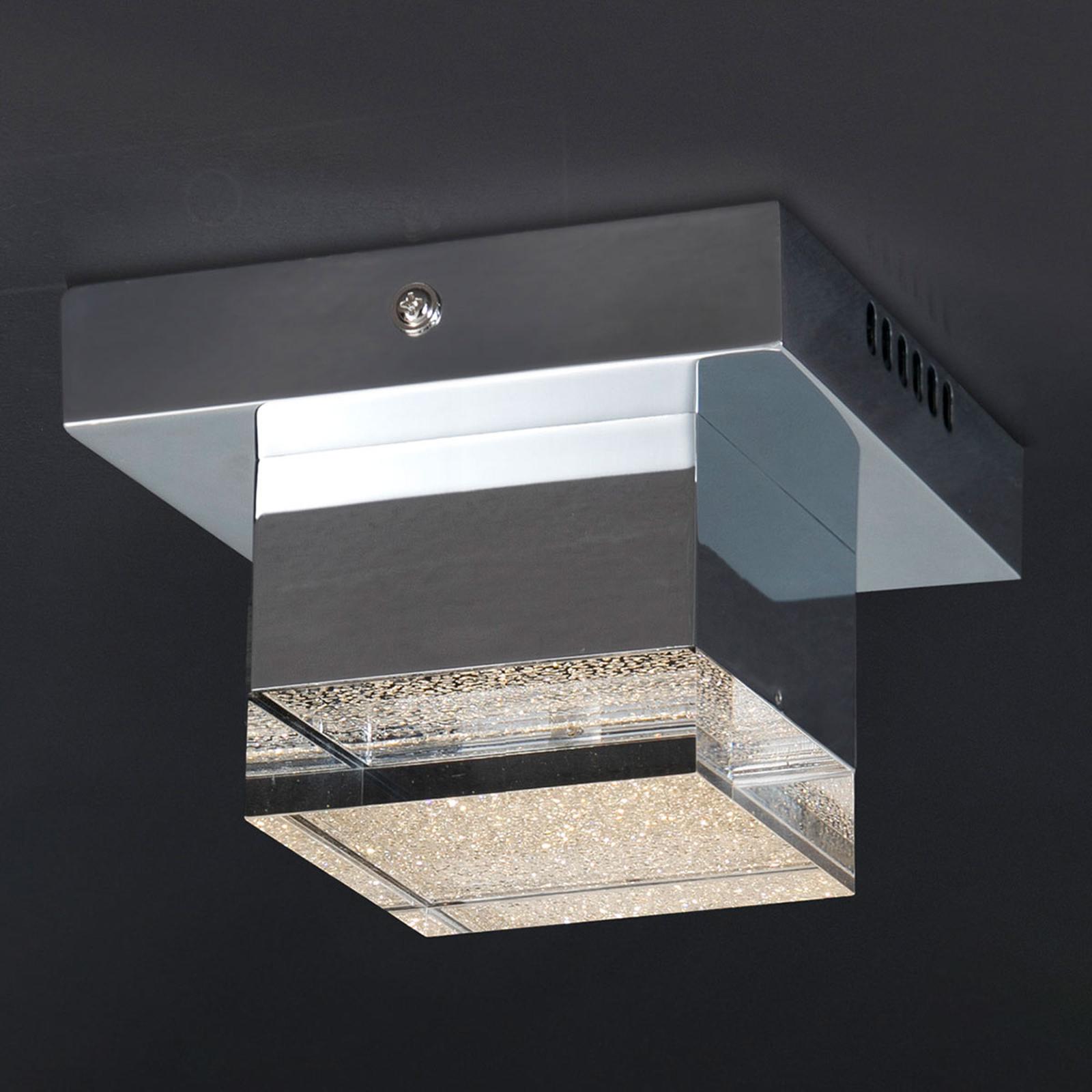 LED plafondlamp Prisma, 1-lamp