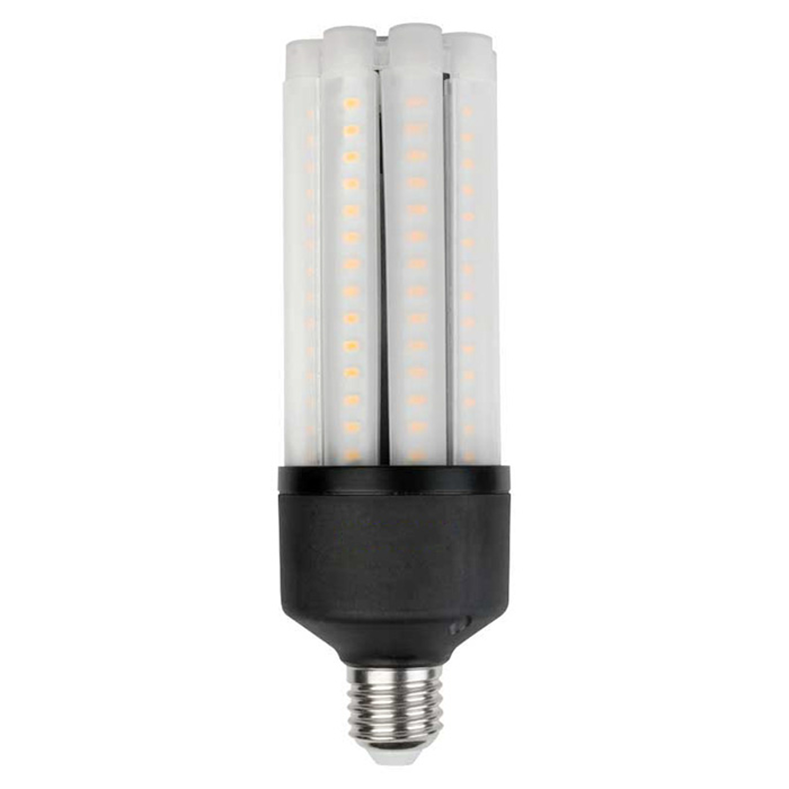 E27 35W LED clusterlamp MEGAMAN, warm wit