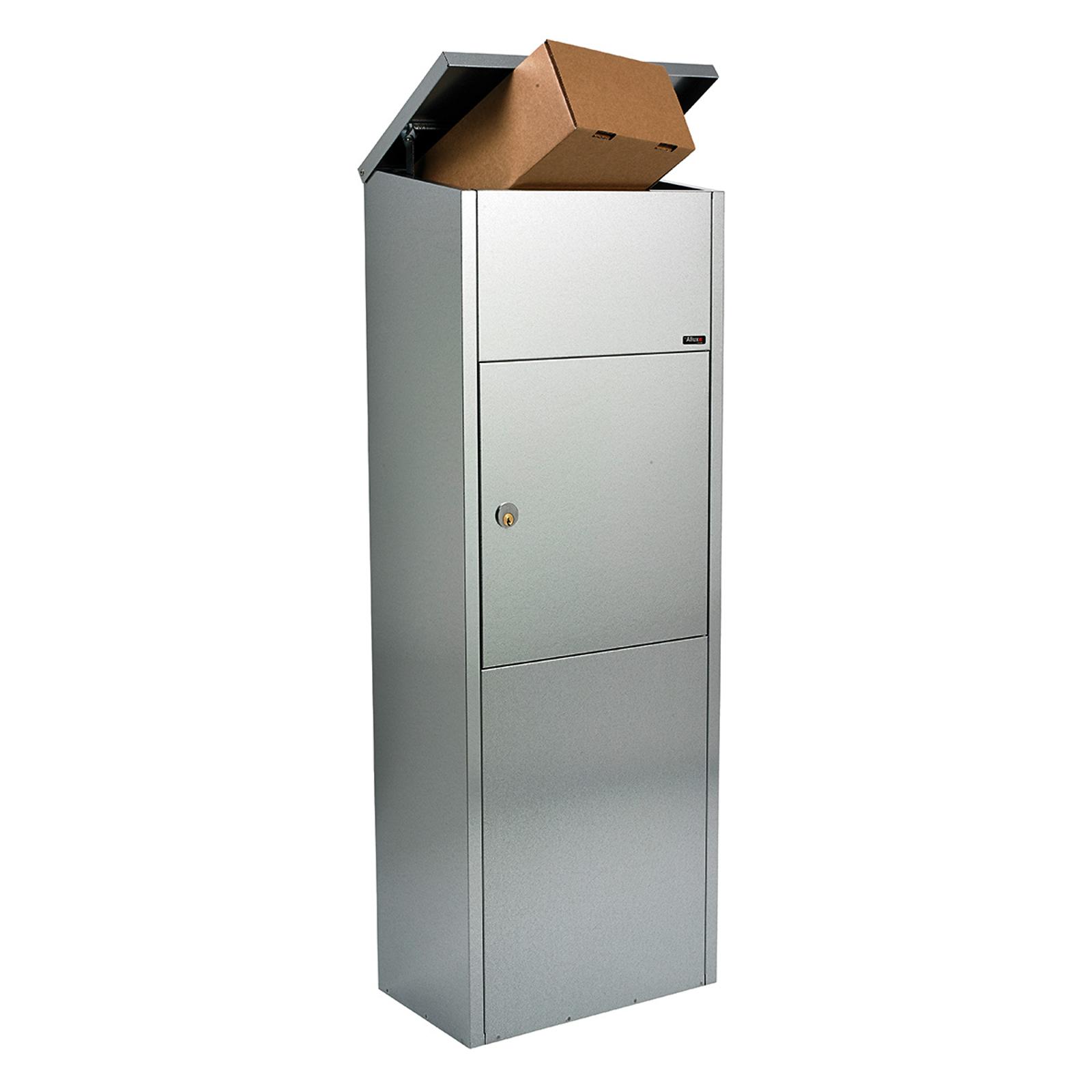 Brev-/paketpostlåda 600G med Rukolås