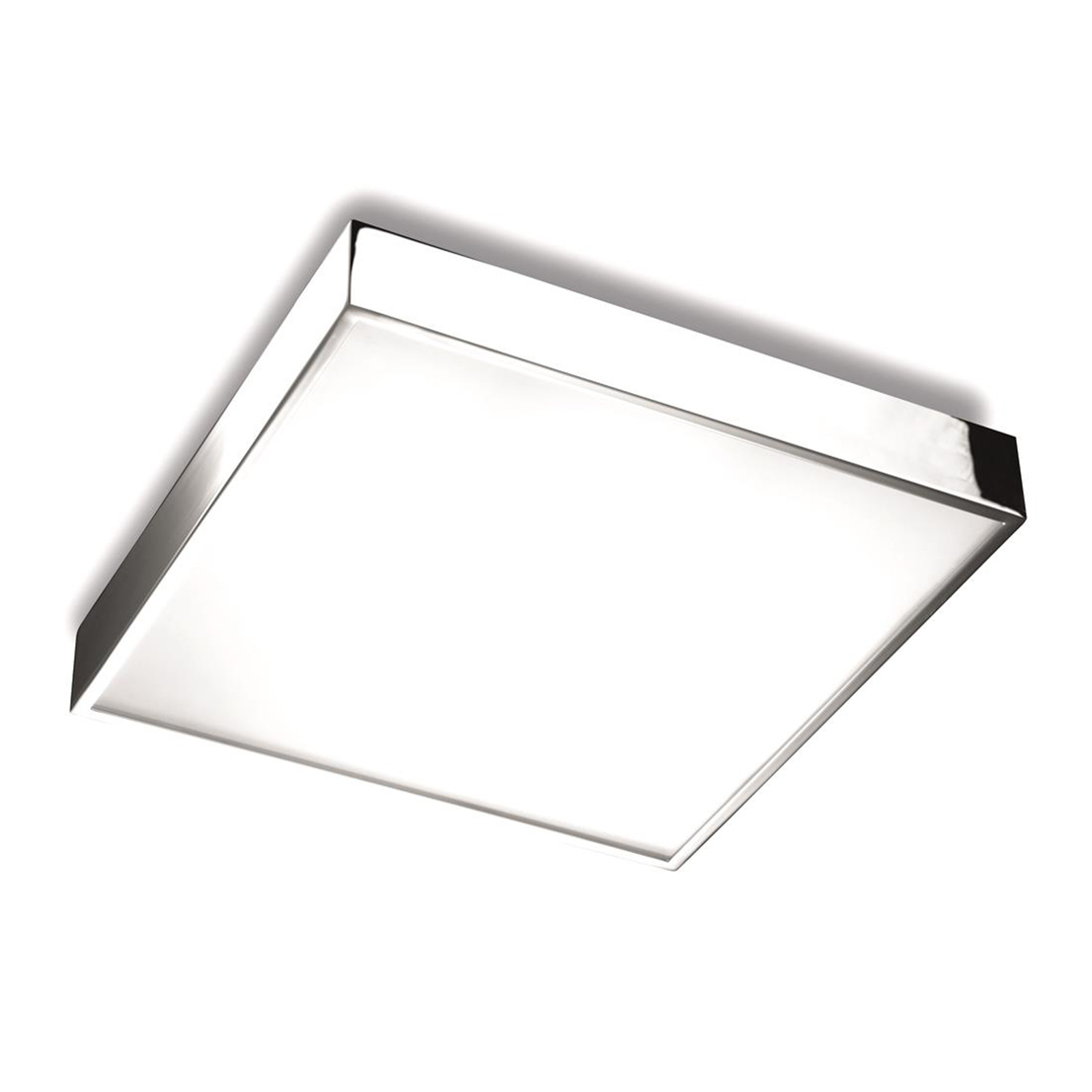 Apolo kvadratisk LED-loftlampe IP20