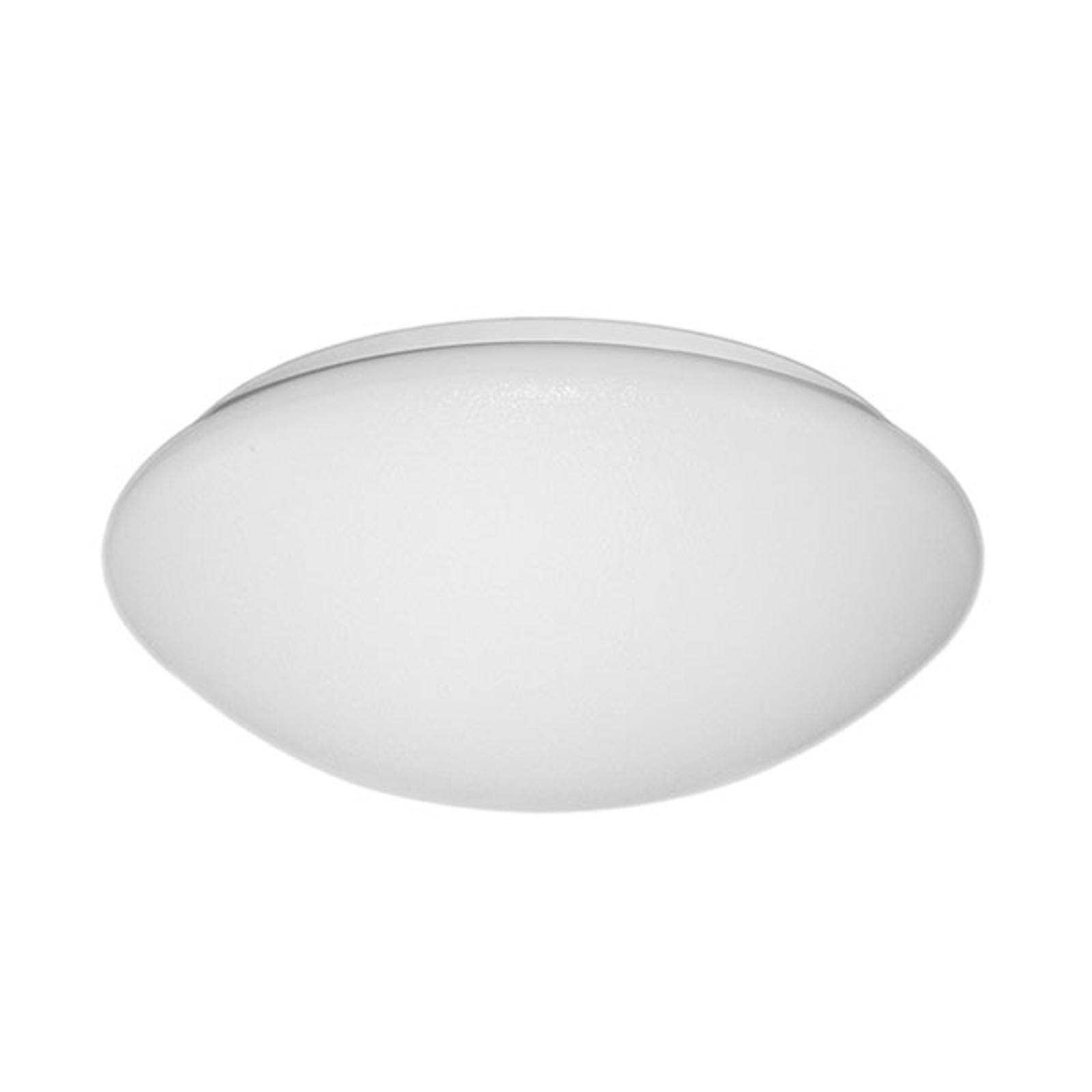 LED-taklampe, bruddsikker, 27 W, 4000K